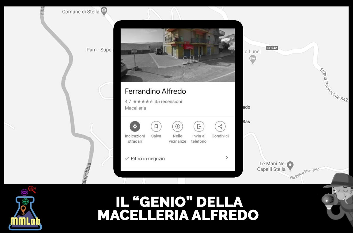 local marketing integration come gestire Il genio della macelleria alfredo