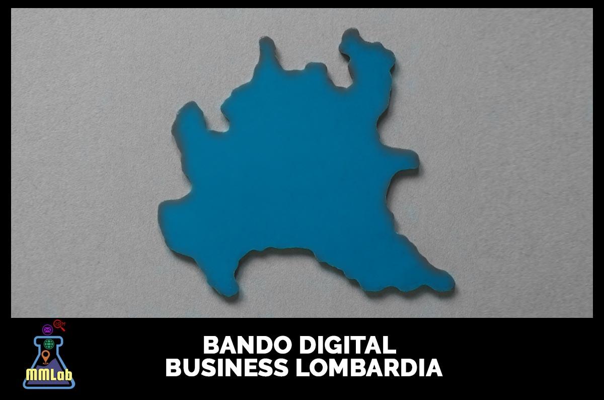 Lombardia bando digital business